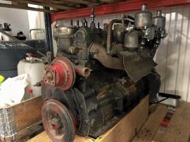 Motor Austin-Healey 100/6