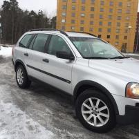 Superfin Volvo XC90 ev. byte