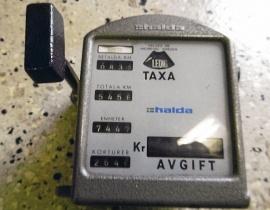 Taxameter Halda