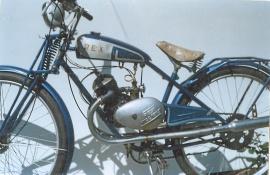 Rex 2-takts motorer 1931-51