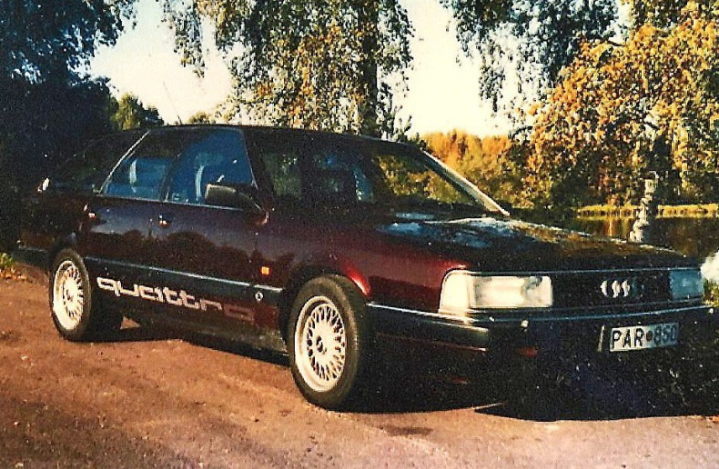 Audi 200 20 V Avant Quattro