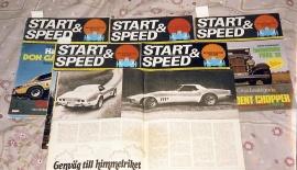 Start & Speed