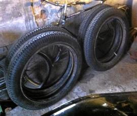 T-Ford däck