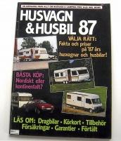 Husvagn- och husbilsbok