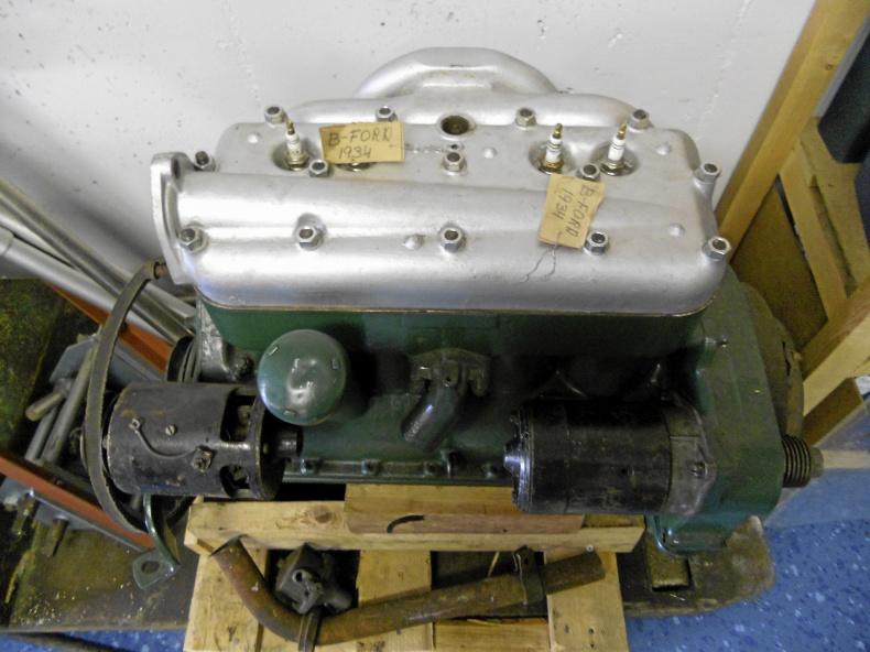 B-Ford motor