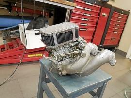 Weber 38/38. Kit till Volvo 2,1-2,5 liter
