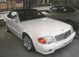 Mercedes-Benz 300SL 24