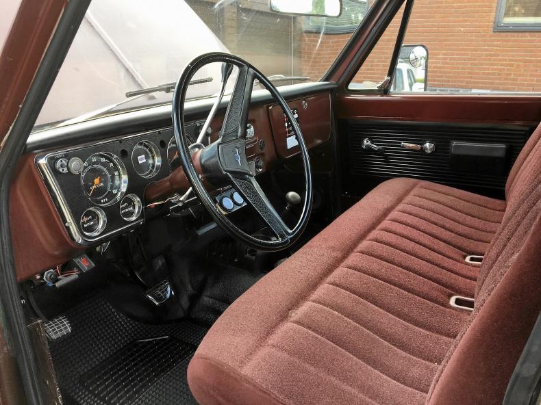 Chevrolet Pickup 70 K20 4x4