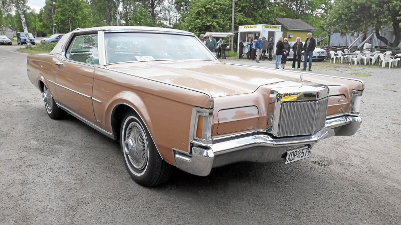 Lincoln Continental MKIII