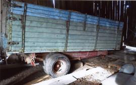 Spannmålsvagn