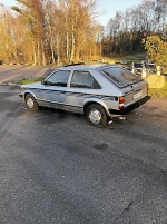 Opel kadett 1,3 GL