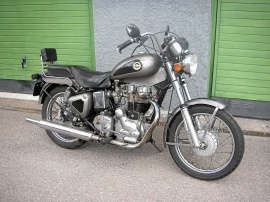 Royal Enfield Lightning