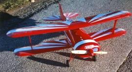 Amerikansk konstflygare Pitts