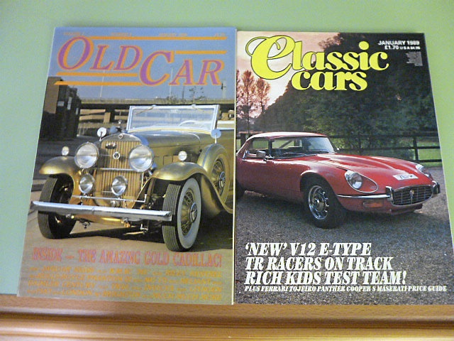 CLASSIC CARS - OLD CAR