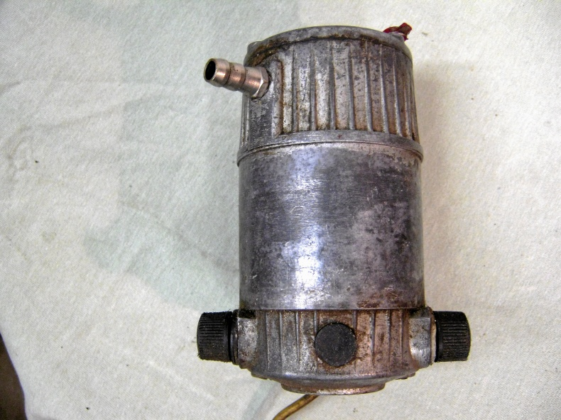FIAMM kompressor 6 volt