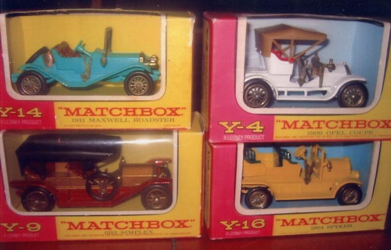 Matchbox Lesney 60-tal