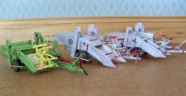 Handbyggda modeller 1:32, Gammal lantbruksmiljö
