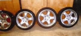 Mercedes-Benz hjul