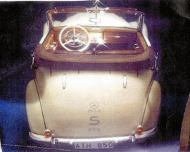 Mercedes-Benz Bulle