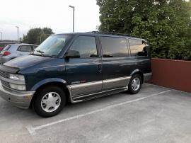 Chevrolet Astro 4.3 awd