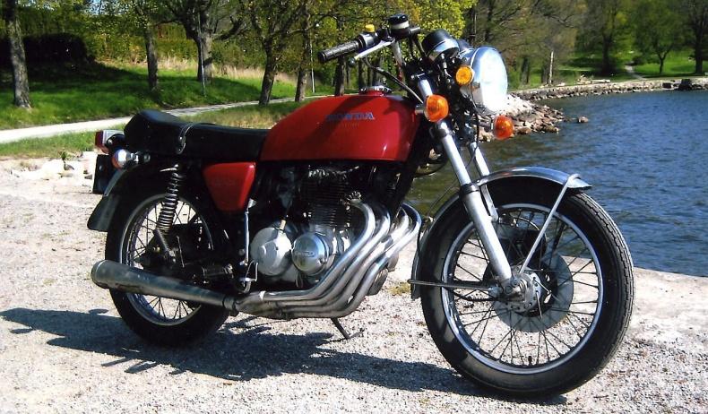 mobile_Honda CB 400F