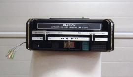 Clarion Bandspelare