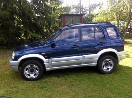 mobile_Suzuki Grand Vitara