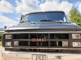 GMC Vandura 2500 hightop