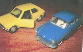 Modellbilar Volkswagen