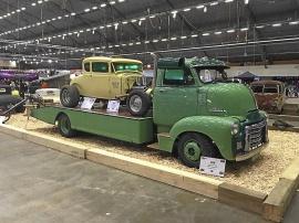 1954 GMC COE - Fordonstransport