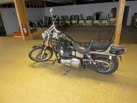 Harley Davidson Wide Glide 1450cc 2001
