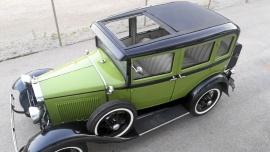 A-Ford mycket ovanlig modell