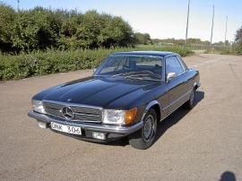 Mercedes 450SLC