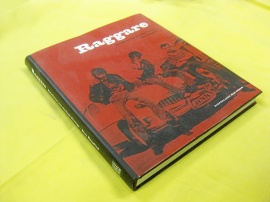 "Boken ""RAGGARE"" av Sten Berglind."