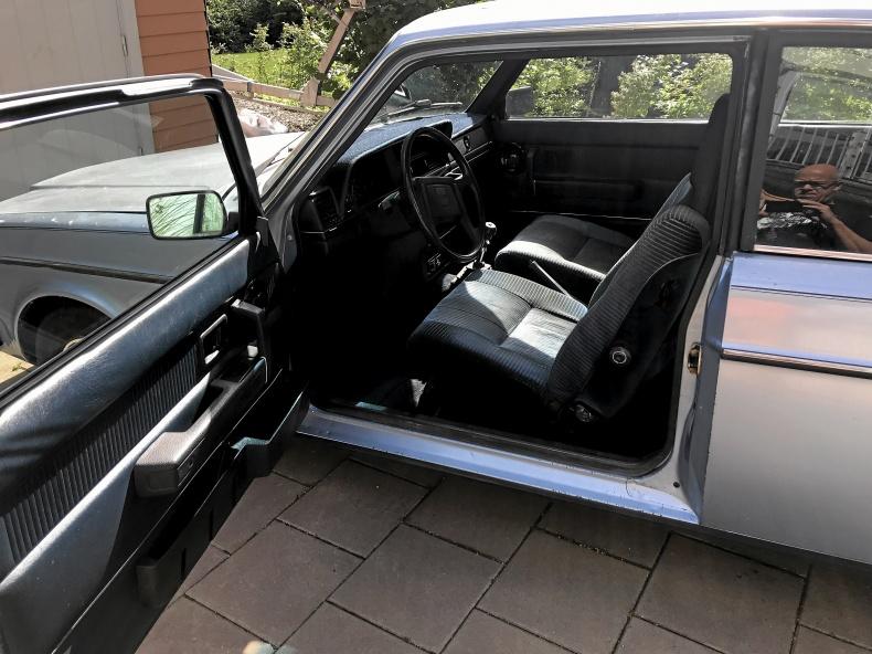 Volvo 242 GL USA utförande