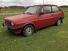 Ford Fiesta 1,1L