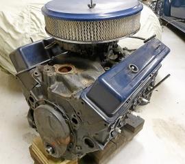 Cheva 307 V8-motor