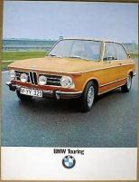 BMW 1600 1800 2000 touring 1972