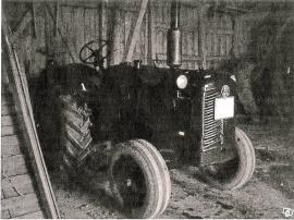 Veterantraktor BM21