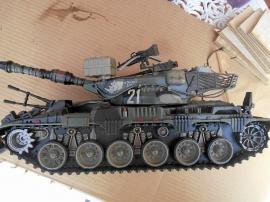 Militära leksaksmodeller