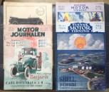 Gamla Motortidningar