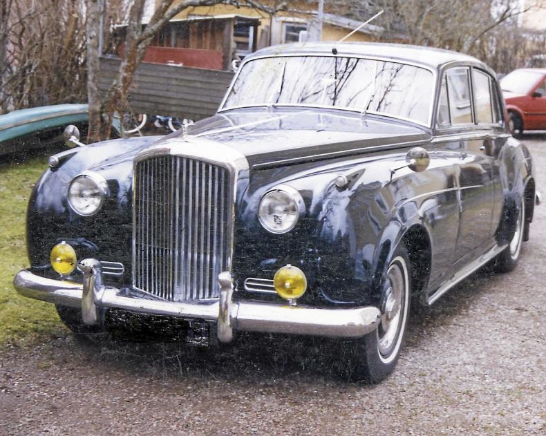 Bentley S II