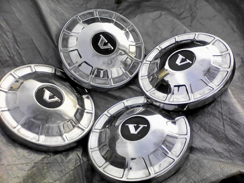 Navkapslar PV, Amazon grill Volvo PV