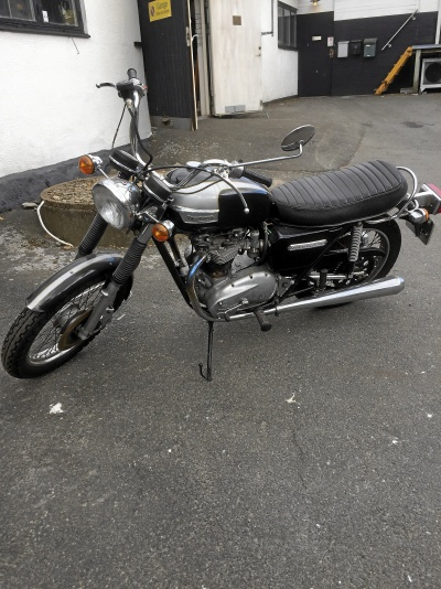 Triumph T140V Bonneville
