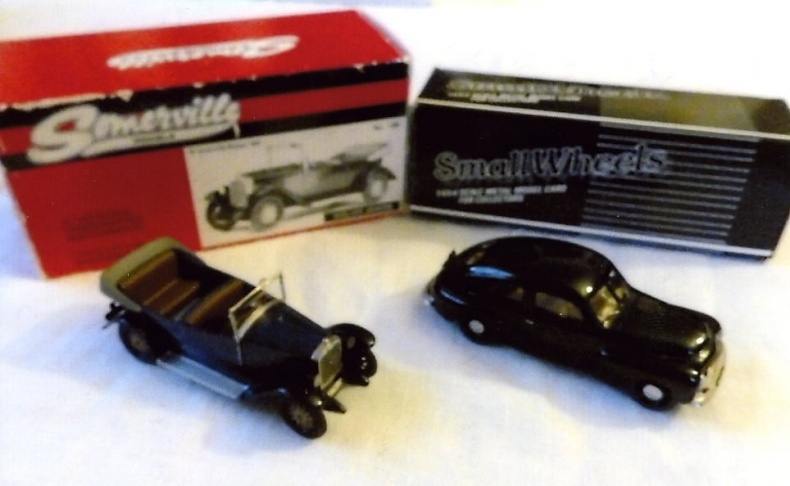 Volvo-modeller Somerville och Tekno