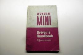 Austin MINI instruktionsbok