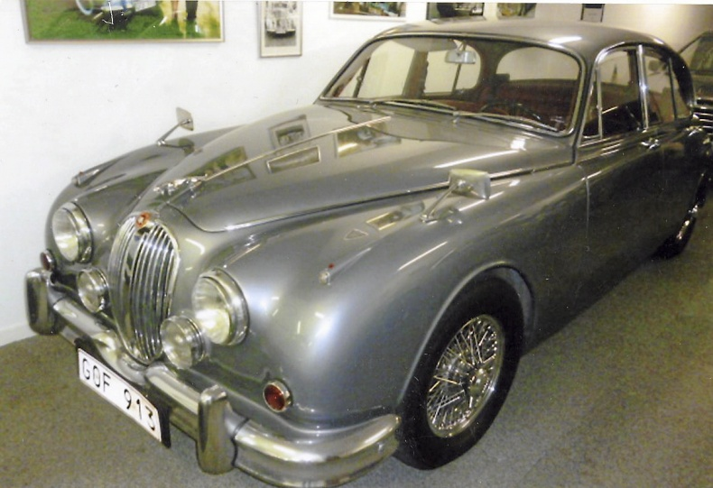 Jaguar Mark II 3.4 lit