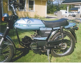 Moped Puch Montana