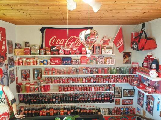 Coca-Cola-samling