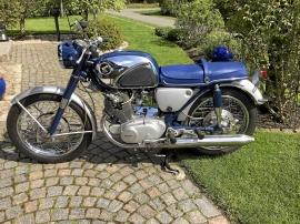 Honda 305 CB 77